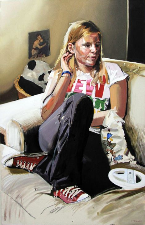 Works | Jo Fraser - fine Artist
