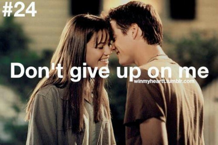 All time fave movie: a walk to remember movie quote