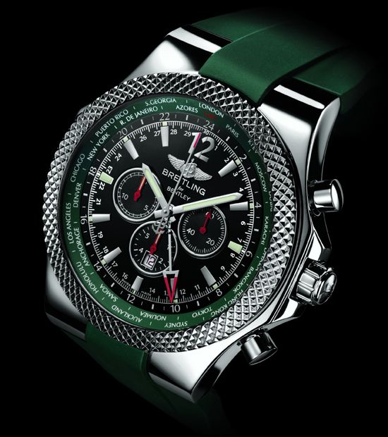 Breitling Bentley Gmt Wristwatches: 124 Best Breitling Images On Pinterest