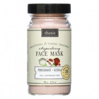 Masca faciala din rodii si fructe de Acerola organice 70 g