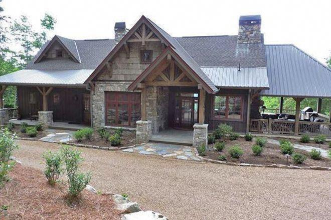 Comfortable Lower Level 18707ck 09 Rustichome Rustic House Plans Architectural Design House Plans Mountain House Plans