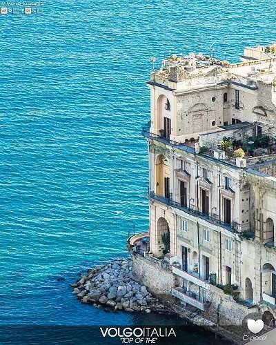 Viaggi: #Napoli #Palazzo #Donn'Anna Campania  Foto di ... (volgoitalia) (link: http://ift.tt/2mzPHqB )