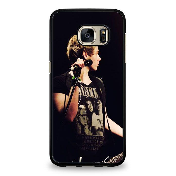 Luke Hemmings Samsung Galaxy S6 Edge Case | yukitacase.com