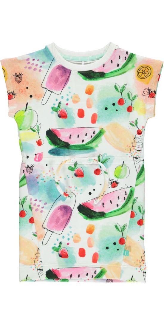 Kjole - Watermelon01