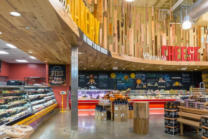 Whole foods market by cta architects engineers austin - Interior design jobs in austin tx ...