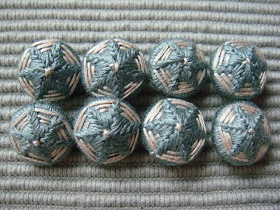 Buttons from Staphorst  Yarnlot
