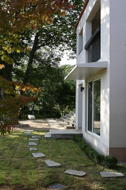 yp house: IDEEAA _ 이데아키텍츠의  정원