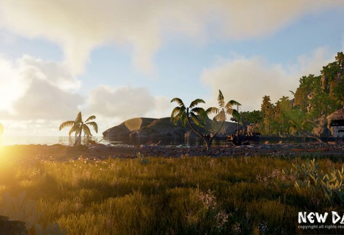 New Dawn - Erfolg auf Steam Greenlight #NewDawn #Survival #Sandbox #Games #Gaming