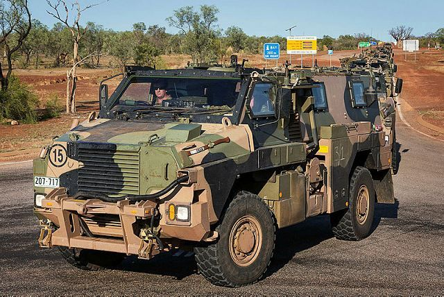 Australian Minister for Defence, Senator the Hon Marise Payne, February 9, 2017, welcomed the sale of 10 refurbished Australian Defence Force Bushmaster 4x4 Protected Mobility Vehicles to Fiji to support the Republic of Fiji Military Forces' United Nations peacekeeping missions at the Golan Heights and in Syria.