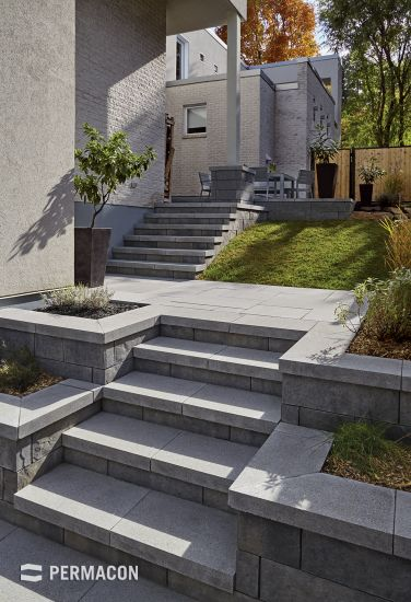 Harmonize Your Steps And Copings To Give Your Outdoor Projects More  Elegance ////