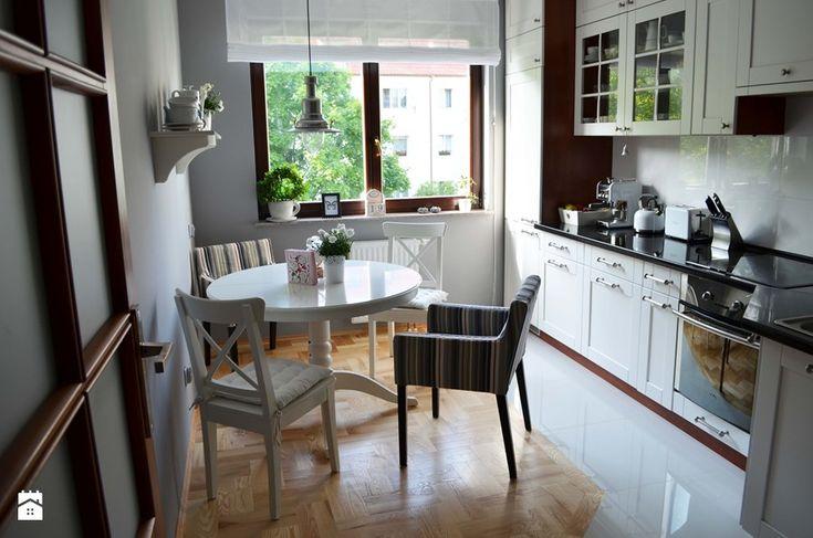 Biała kuchnia Kuchnia