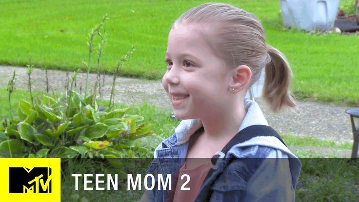 Teen Mom 2 (Season 7) | 'Aubree's First Day of Kindergarten' Official Sn...