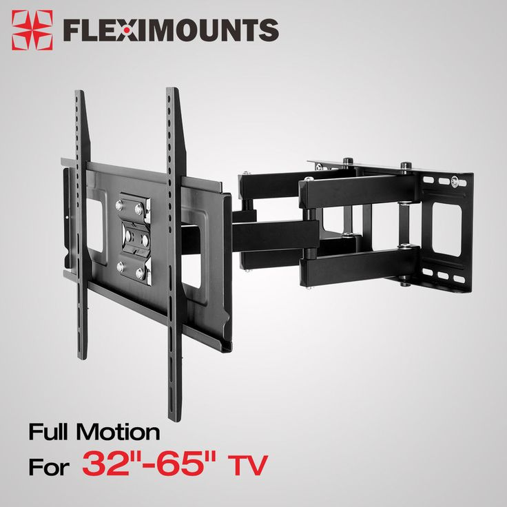 Articulating Swivel LCD LED Full Motion TV Wall Mount 32 40 42 46 55 60 65