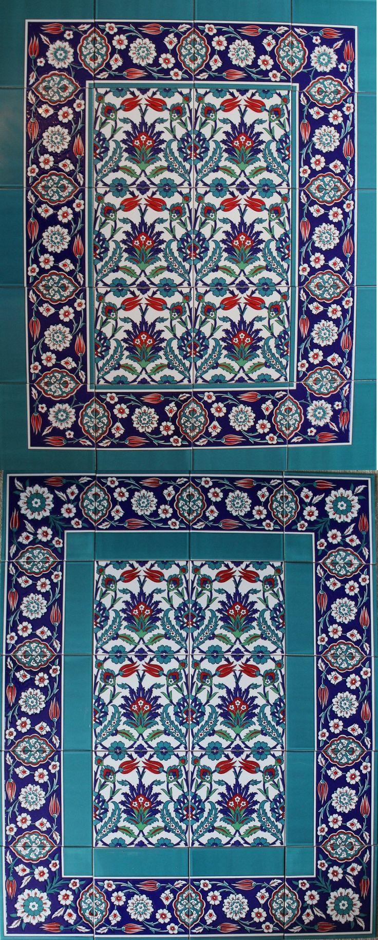 Best 25 tile murals ideas on pinterest ceramic tile art for Ceramic mural designs