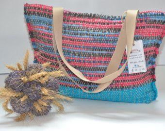 ANDORRA handwoven bag handbag handmade big shoulder bag  tote woven tote -    Edit Listing  - Etsy