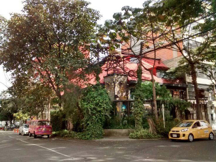Restaurante Gaira Café, de Matuna Inversiones S.A., en la carrera 13 con calle 96, en Bogotá.