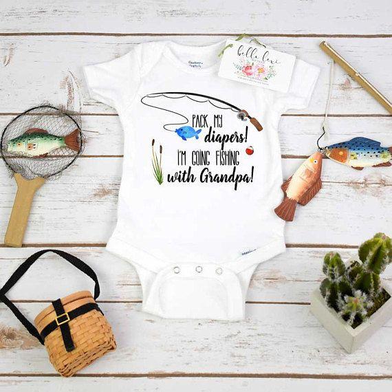 Im Going Fishing with My Great-Grandpa Toddler//Kids Raglan T-Shirt Pack My Stuff