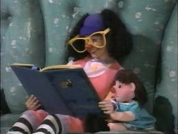 The Big Comfy Couch!  Loonette and her doll Molly  Best childhood tv show :) One of Kelly's favorite shows when she was little - even had the Molly doll!!