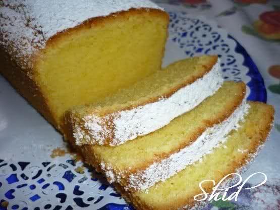 Torta Paradiso - Ricetta Torta Paradiso - Forum di ricette