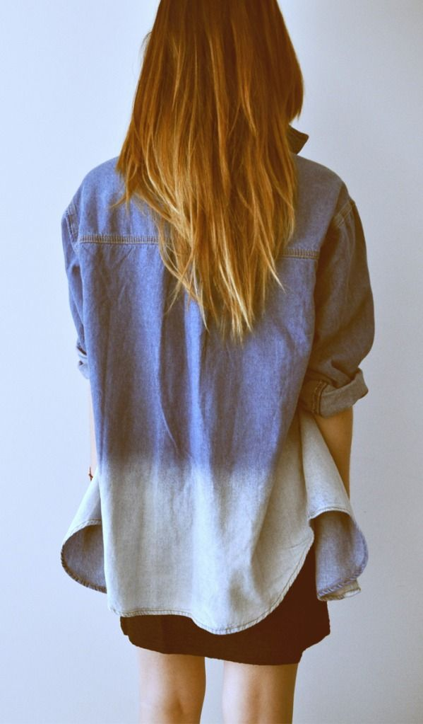 Ombre: Fashion, Style, Shadow, Beauty, Hair, Dip Dye