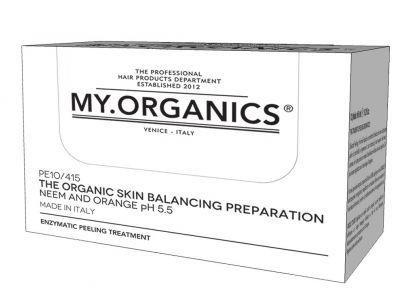 Skin balacing preparation