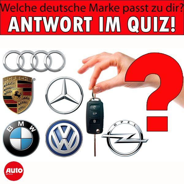 Automarken Quiz