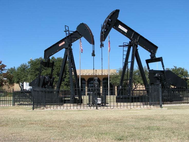 Tour Of Oil Field Midland Texas