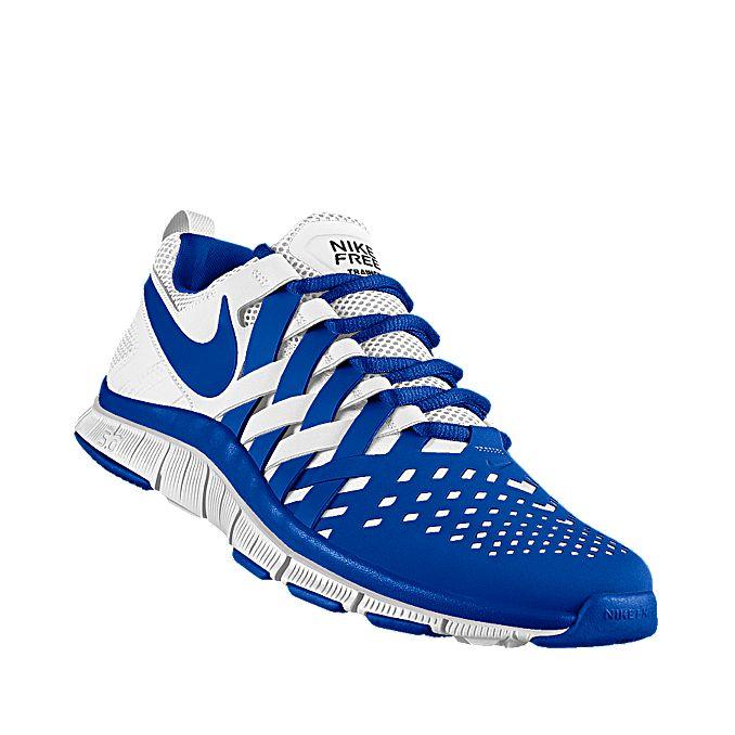 Custom GB Nike Free Trainer 5.0 iD Men's Training Shoe