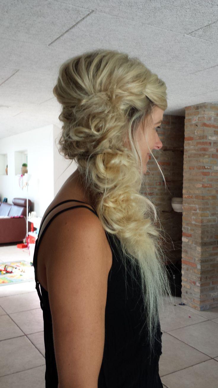 fest hår