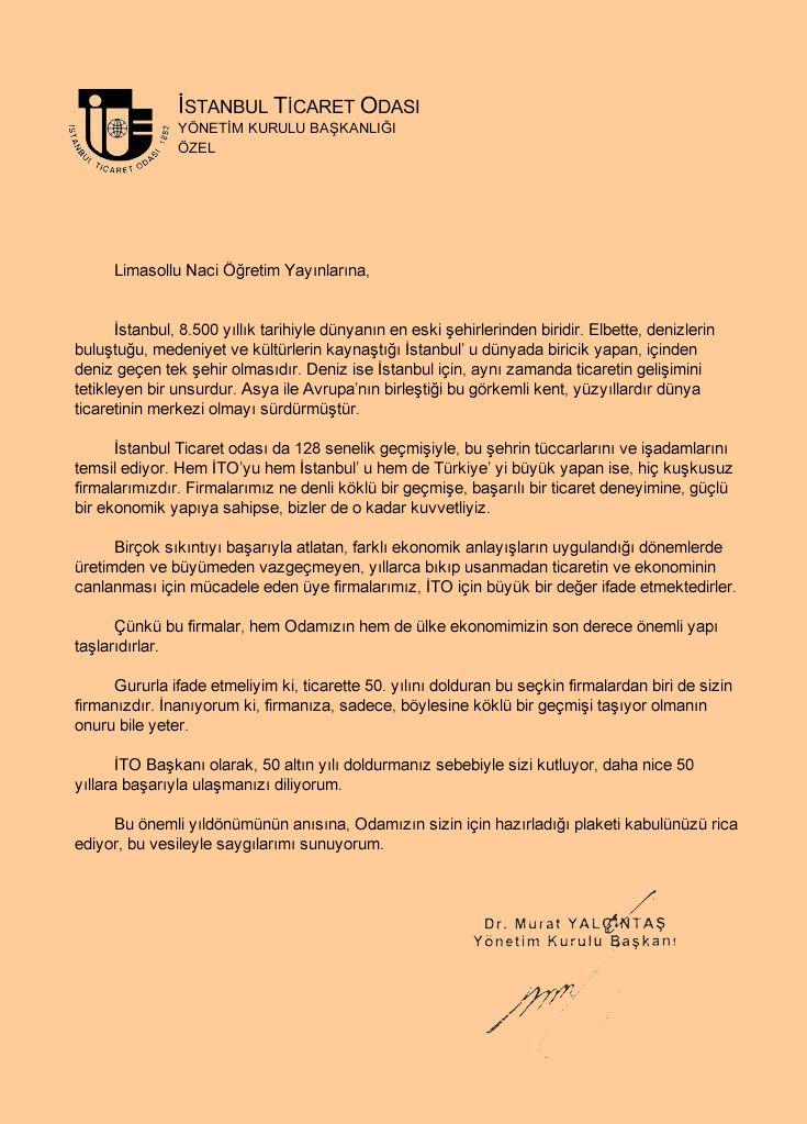 limasollu naci istanbul ticaret odası 50.yıl onur belgesi http://www.limasollunaci.com/kurumsal/istanbul-ticaret-odasi-50yil-onur-belgesi/