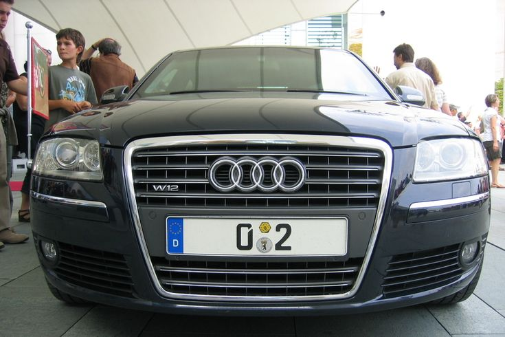 The most expensive registration plates! What's your dream plate?