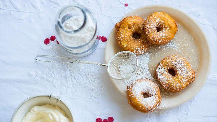 Dutch apple fritters recipe : SBS Food