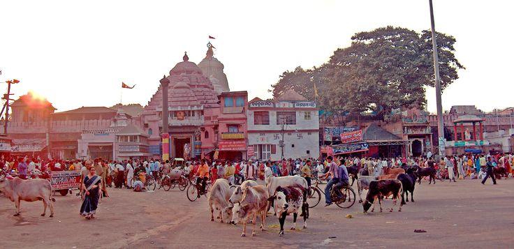 Sri Jagannatha mandir
