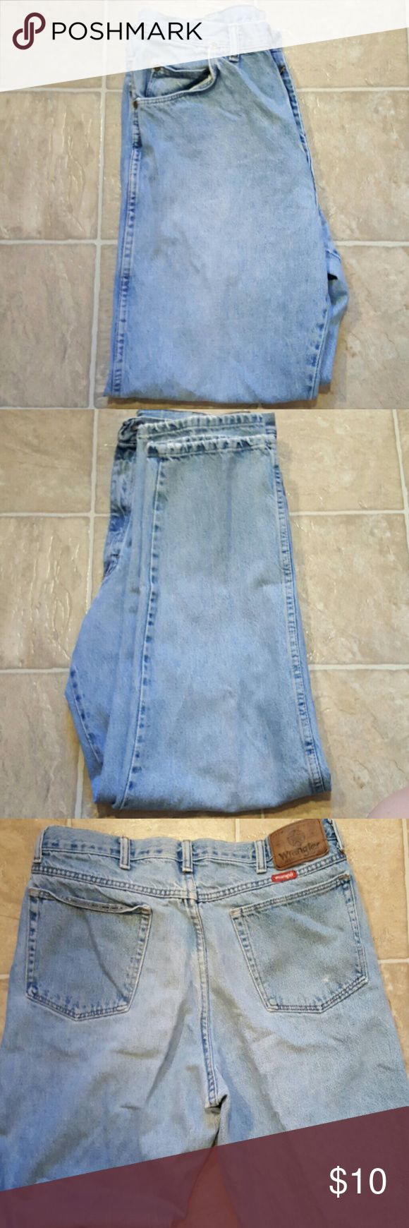 Wrangler's authentic jeans for men Used wrangler jeans Wrangler Jeans