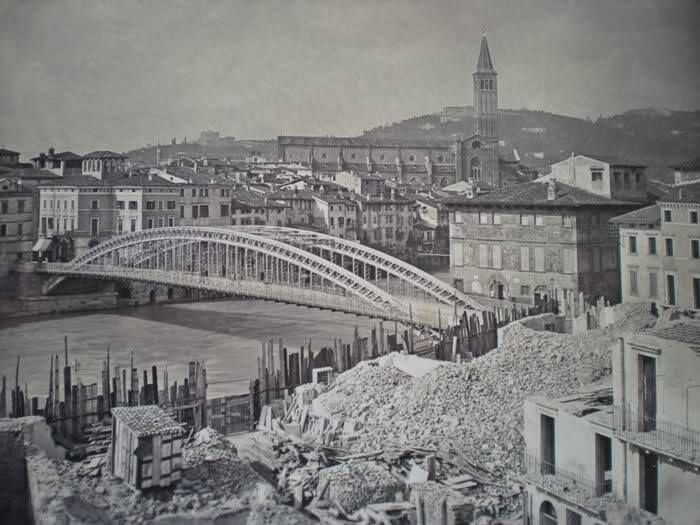 Ponte umberto i for Foto di case antiche