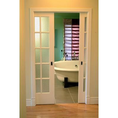 style pocket doors would this for the