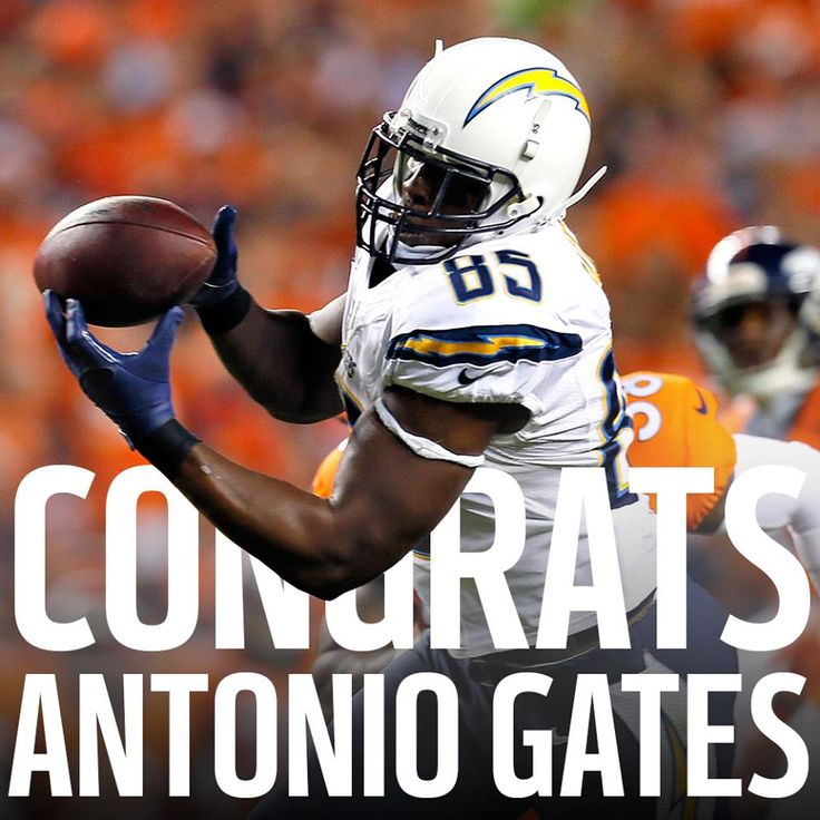San Diego Chargers Antonio Gates: 25+ Best Ideas About Antonio Gates On Pinterest
