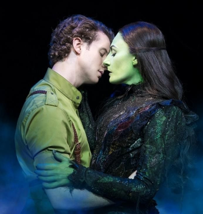 Photo Flash: First Look at New West End WICKED Cast - Willemijn Verkaik, Savannah Stevenson & More!