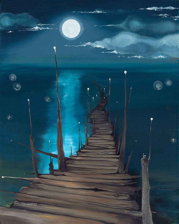 Dock to the Moon by elementerra on Etsy https://www.etsy.com/listing/91545295/dock-to-the-moon