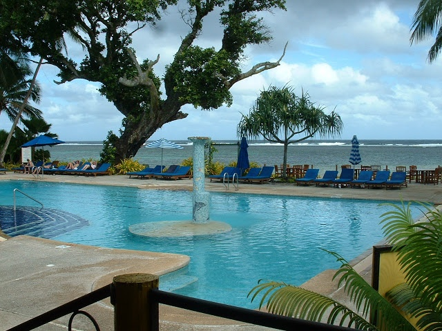 Fiji Hideaway Resort & Spa Fresh water, beachfront pool