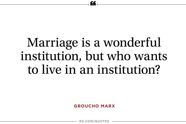8 Funny Marriage Quotes From the Greatest Wits of All Time ...