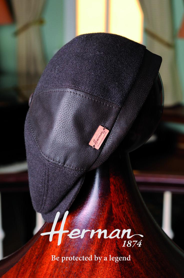http://www.hatshowroom.com/marques/6-herman-1874 à découvrir d'urgence #casquette