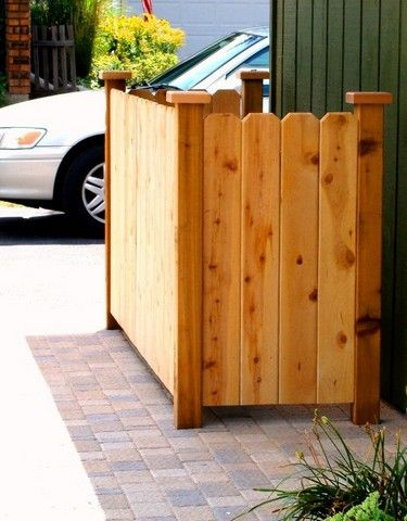 Outdoor Trash Can Storage Ideas Download Page – Best pictures for ...