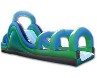 commercial pool slides