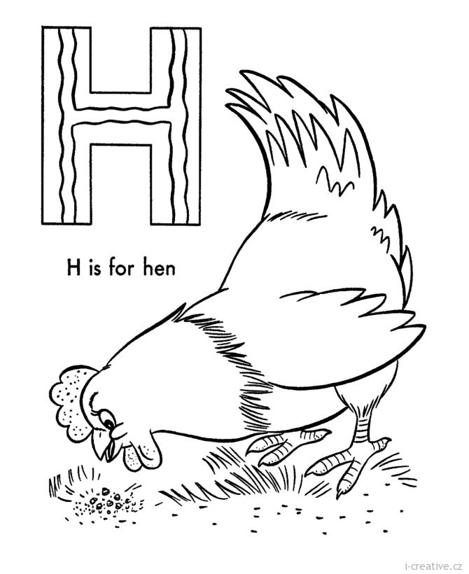 65 best English for kids images on Pinterest File folder games - best of animal alphabet coloring pages a z