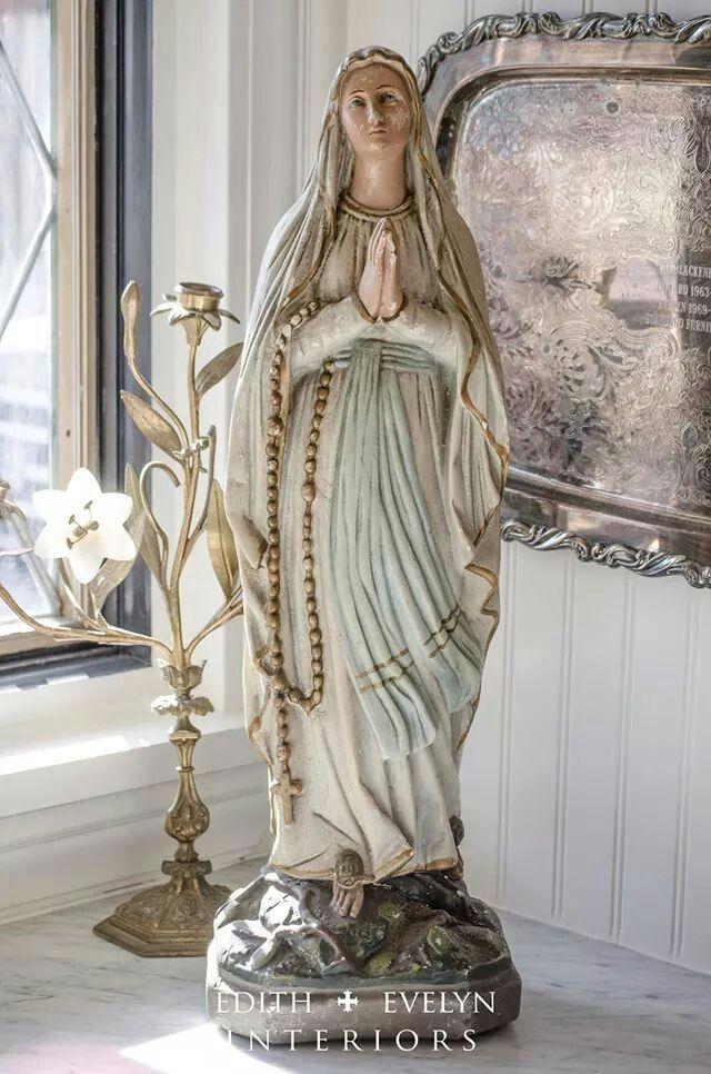 Inspiratie | Mariabeelden