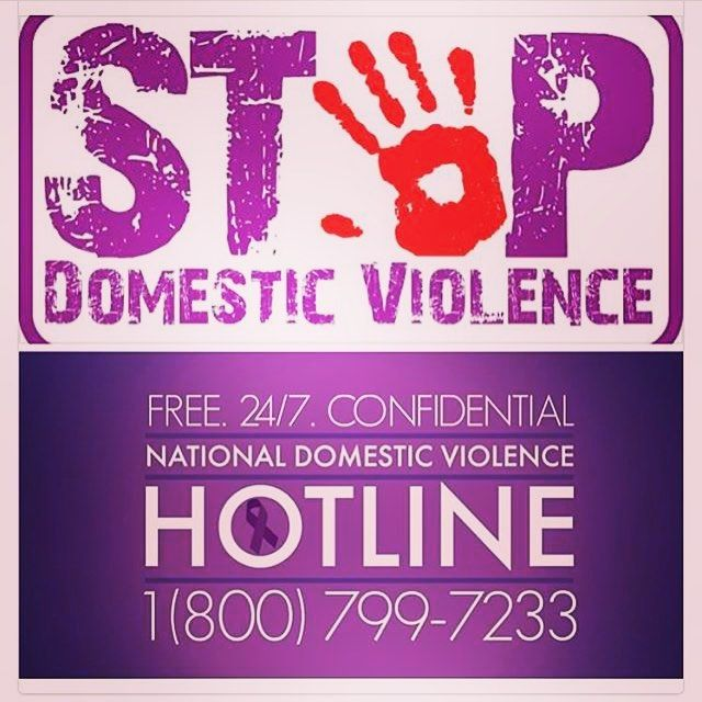 """Feminist inspiration from @feministastic on Instagram: TW: domestic violence/abuse. Hotline in image is for US residents. Submitted from one of my followers: """"Hi I'm a twenty two year old man and I am a victim of domestic abuse. My ex-girlfriend would hit me at random times during the day she cut me with a knife when I told her I was going out without her she broke my phone when I said no to sex. When we were with her friends she would pretend I didnt exist except to carry her bags. She…"""