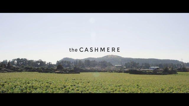 Noblesse April/2017, the CASHMERE a film by Allen Kim  director's cut ver.