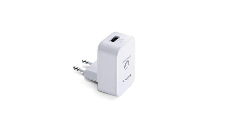 Conte com toda a energia de seus equipamentos eletrônicos com o carregador de parede Fast Energy Sony, que recarrega com velocidade até 45% superior*.