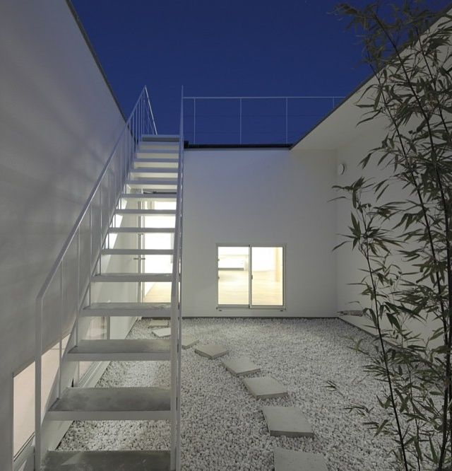 House of Seven Gardens by Ikimono Architects